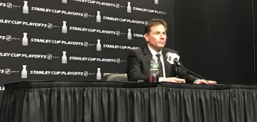 Bruce Cassidy post game presser after Gm-6 loss