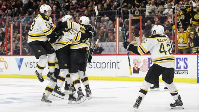 Beat up Bruins refuse to break – Cassidy's resilient crew overcomes adversity to fight another day