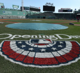 Red Sox Opening Day, Monday, April 3rd