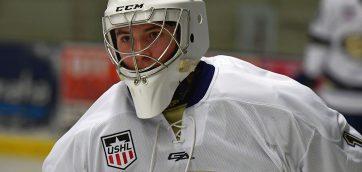 Bruins pluck goalie Jeremy Swayman in the NHL Draft