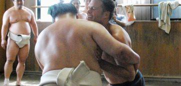 Tom Brady as a Sumo Wrestler??