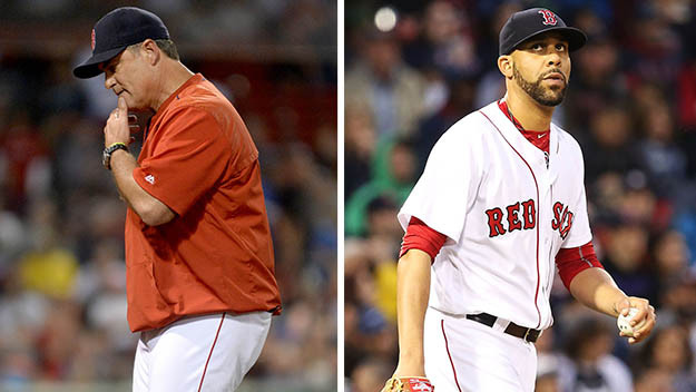 Latest firestorm is yet another sign that Farrell has lost control of his over-sensitive Sox