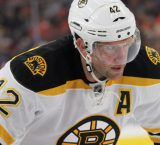 Bounce back by Backes may be wishful thinking for Bruins