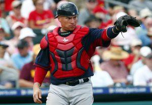 Red Sox Cardinals Baseball