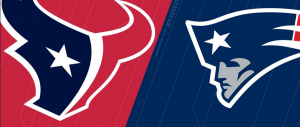 Houston-Texans-Vs-New-England-Patriots-NFL-Poster
