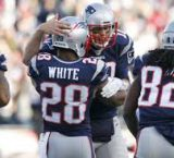 Brady has high praise for James White