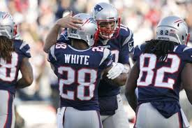 Brady has high praise for James White