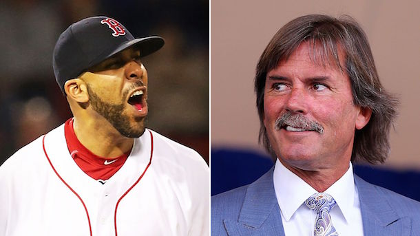 Petulant Price looks even worse after WEEI's podcast with Eckersley