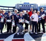 Patriots Celebrate those Fighting Cancer