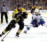 Bruins backbone Bergeron proves he is vital to the rebuild in his return