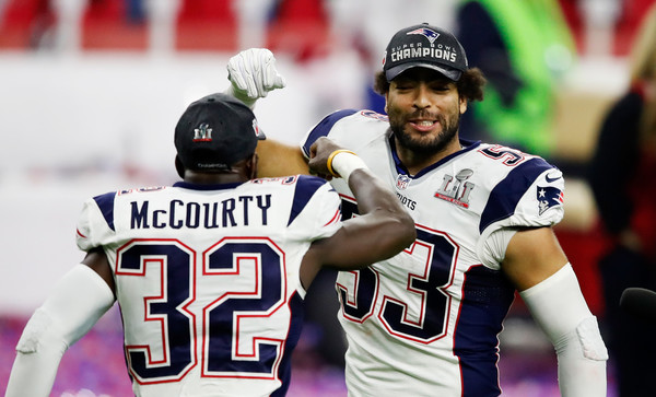Devin McCourty press conference – Chargers