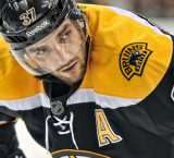 Without Bergeron, the top heavy Bruins are tripping all over themselves