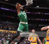 Celtics pick up rookie options on Brown and Rozier