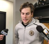 B's Brandon Carlo knows he needs to play better