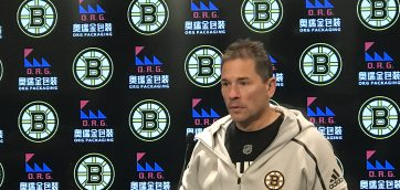 Bruce Cassidy Tues morning media session