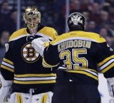 It's Tuukka's time to ride the pine