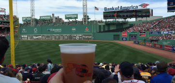 Boston Based Sam Adams Replaces Budweiser as Official Beer of the Red Sox