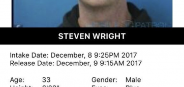 Red Sox pitcher Steven Wright arrested