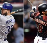 Forget Stanton, Dombrowski's focus on Hosmer and Martinez is the right move for the Red Sox