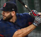 Red Sox ink Mitch Moreland …not sure why