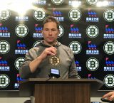 Bruce Cassidy presser following Sunday practice