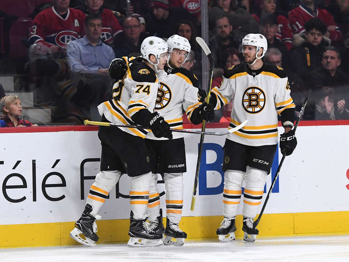 Almost a year after a coaching change, Cassidy's kids are on the verge of becoming the next great Bruins team