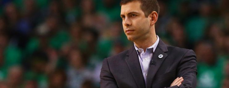 """Brad Stevens following win over Wolves """"I thought our defensive intensity and focus was great all night…"""""""