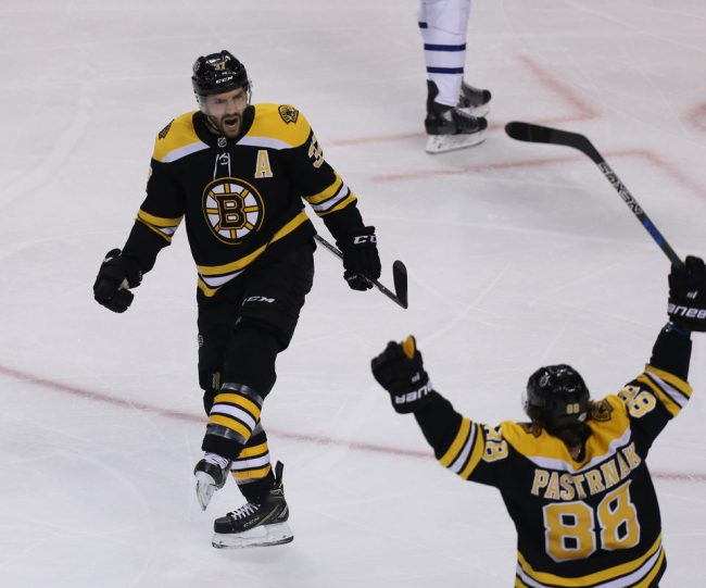 Bruins vs Habs notes