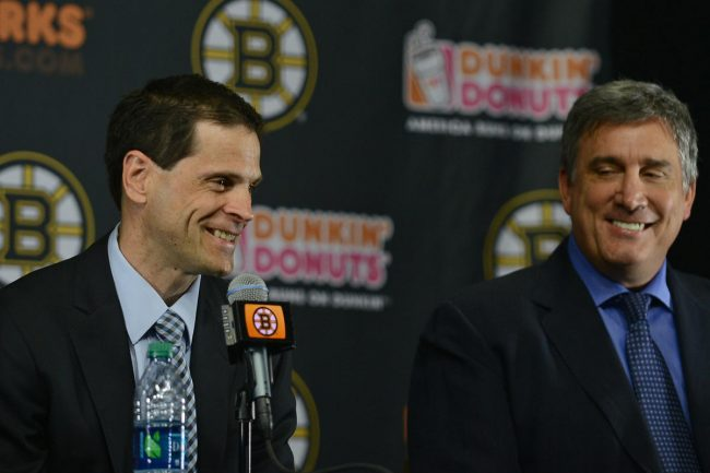 Bruins trade Vatrano to Panthers