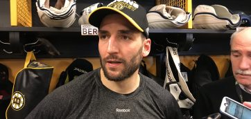 Bergeron set to rejoin the team in Minnesota