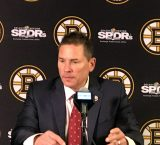 "Bruce Cassidy says his team played ""cute"" in loss to Sabres"