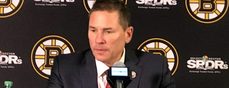 """Bruce Cassidy says his team played """"cute"""" in loss to Sabres"""