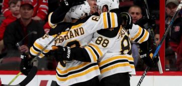 Bounce back Bruins once again show championship level character