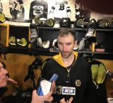 Chara Summarizes B's Loss to the Leafs at The Garden