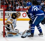 Bounces go against the Bruins in Game 3, the Leafs will need the same luck to get back into the series on Thursday