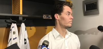 Rask puts the blame on himself for Bruins Gm-5 loss to Leafs