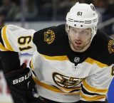 Rick Nash excited to be playing playoff hockey in Boston