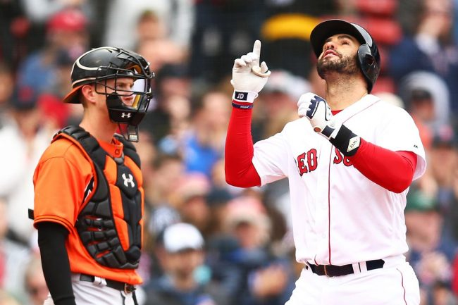 Red Sox go for win #70 tonight in Detroit