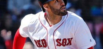 Sox close out the first half of the season this afternoon at Fenway