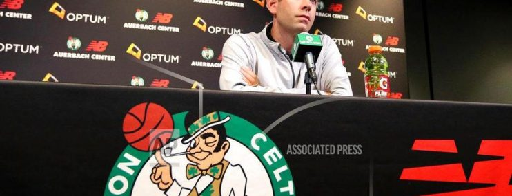 Celtics cancel press conference introducing First Round pick Robert Williams – Can't find him !