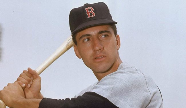 Talking Red Sox baseball with former Fenway favorite Rico Petrocelli