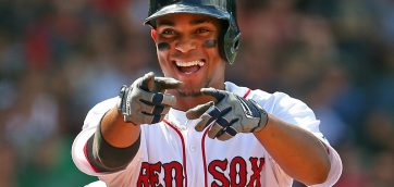 This Red Sox team keeps finding new ways to win !