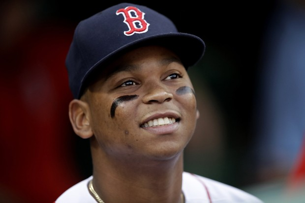 Devers does DL !
