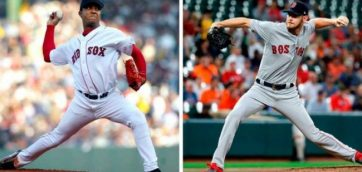 Sale quickly approaching Pedro as must watch pitchers for the Red Sox