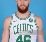 Celtics media day – Aron Baynes