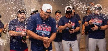 Sox now looking to secure MLB's best record