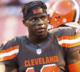 Is Josh Gordon a Patriot yet ? No one is saying today