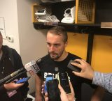 Bruins backup goalie Jaroslav Harak turns in another solid outing