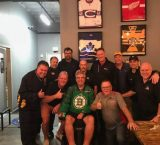 Hockey legends and a guy named Steve – Rick Middleton and the Bruins Alumni prove that hockey isn't just a game, its a family
