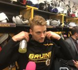 B's Sean Kuraly discusses his big hit on Benning